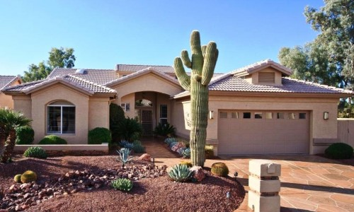Active Adult Homes for Sale in Goodyear, Arizona