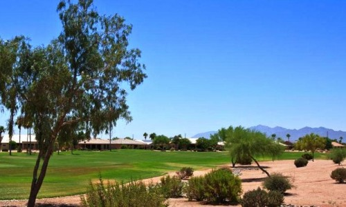 Homes for Sale on the Golf Course in Goodyear, AZ