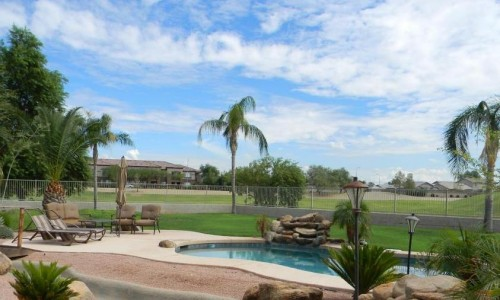 Homes for Sale on the Golf Course in Avondale, AZ