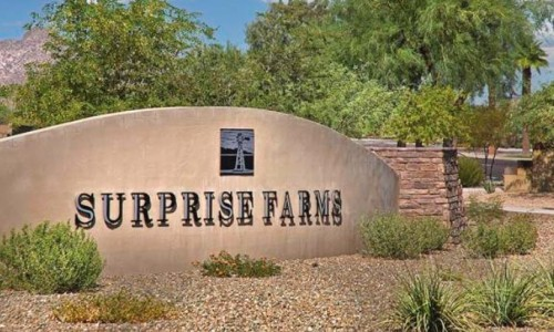 Homes for Sale in Surprise Farms – Surprise, Arizona