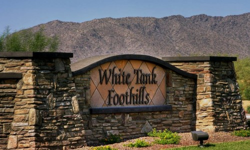 Homes for Sale in White Tank Foothills Community – Waddell, Arizona