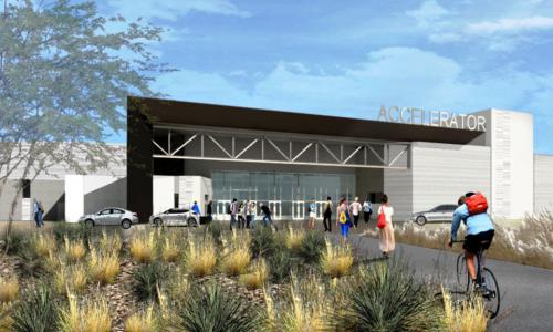 New High School in Phoenix West Valley Underway