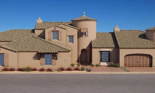 Rosewood Homes moving into Estrella